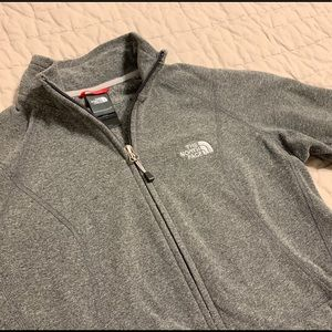 North Face fleece zip up